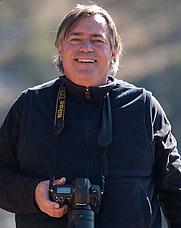 Author photo. Clive Finlayson