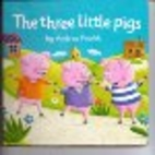 The Three Little Pigs by Andrea Petrlik