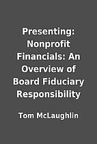Presenting: Nonprofit Financials: An…