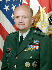 Author photo. U.S. Army Portrait by RUSSELL F. ROEDERER (1992) (Wikimedia Commons)