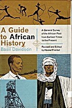 A guide to African history by Basil Davidson