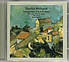 Symphonies 2 & 3 'Te Deum' [CD] by Darius…