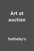 Art at auction by Sotheby's