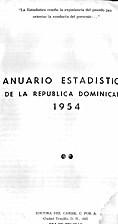 Anuario estadístico de la República…