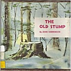 The old stump by John Hawkinson