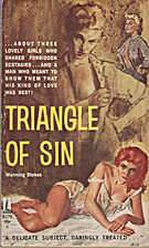 Triangle of Sin by Manning Stokes