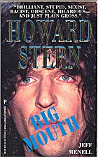 Howard Stern: Big Mouth by Jeff Menell