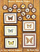Shariane Butterfly Designs for Cross Stitch…