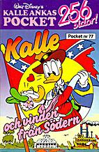 Kalle Ankas pocket, Nr. 77. Kalle och vinden…