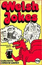 Welsh Jokes by Christie Davies
