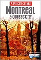 Insight City Guide Montreal by Insight…