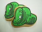 green ham by Jenn
