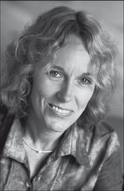 Author photo. Patricia De Martelaere - Photo: © Frank Toussaint