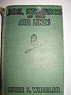 Jane, Stewardess of the Air Lines by Ruthe…