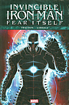 Fear Itself: Invincible Iron Man by Matt…