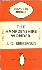 The Wonder by J. D. Beresford