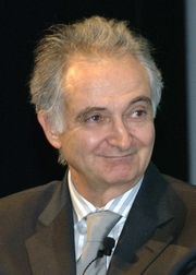 Author photo. Jacques Attali [credit: Jaqen (Niccolò Caranti); copied from Wikipedia]