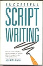 Successful Scriptwriting by Kerry Cox
