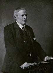 Author photo. Image from <b><i>A volume of oriental studies presented to Edward G. Browne on his 60th birthday</i></b> (1922)