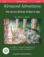 Advanced Adventures: The Seven Shrines of…