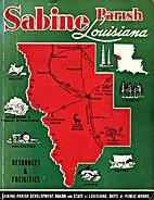 Sabine Parish resources and facilities :…