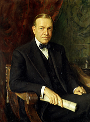 Author photo. <a href=&quot;http://www.senate.gov/artandhistory/art/artifact/Painting_32_00012.htm&quot;>US Senate portrait by Henrique Medina, 1946</a> (U.S. Senate Historical Office)