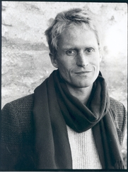 Author photo. Peter Hoeg, credit Ulla Montan