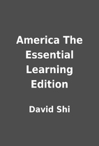 America The Essential Learning Edition by…