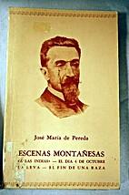 Obras completas de D. José M. De Pereda.…