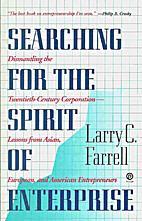 Searching For The Spirit Of Enterprise:…