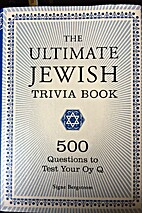 The Ultimate Jewish trivia book : 500…