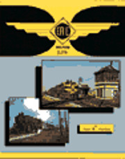 Erie railroad in color by David R. Sweetland