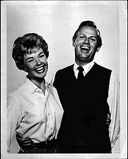 Author photo. Doris Day and Richard Widmark (1968) / Photo © <a href=&quot;http://www.bildarchivaustria.at&quot;>ÖNB/Wien</a>