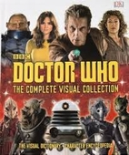 Doctor Who: the complete visual collection…