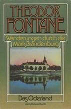 Das Oderland by Theodor Fontane