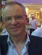 Author photo. Wikipedia user Therainmaker