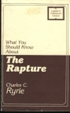 What you should know about the Rapture…
