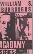 ACADAMY [SIC] SERIES by William Burroughs