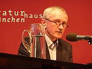 Author photo. Ernest Wichner