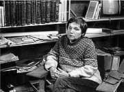 Author photo. Finnish poet Eeva-Liisa Manner 1921-1995. Photograph from obituary at <a href=&quot;http://muistot.hs.fi/muistokirjoitus/94/eeva-liisa-manner&quot; rel=&quot;nofollow&quot; target=&quot;_top&quot;>Muistok</a>.