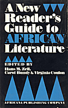 A new reader's guide to African literature…