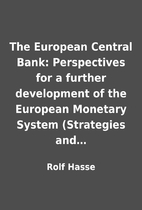 The European Central Bank: Perspectives for…