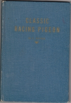 Classic Racing Pigeon by E Banks