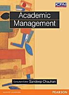 Academic Management by Sandeep Chauhan