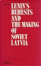 Lenin's behests and the making of Soviet…