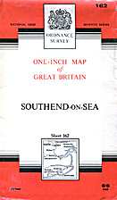 1 Sheet 162: Southend-On-Sea by Ordnance…