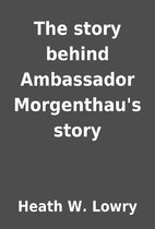 The story behind Ambassador…