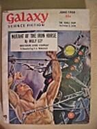 Galaxy Science Fiction 1956 June, Vol. 12,…