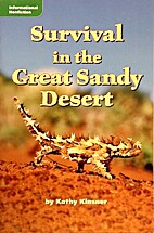 Survival in the Great Sandy Desert by Kathy…
