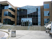Author photo. <a href=&quot;http://commons.wikimedia.org/wiki/User:Dcoetzee&quot;>Derrick Coetzee</a><br>Building 17 on Microsoft's campus in Redmond, Washington, USA